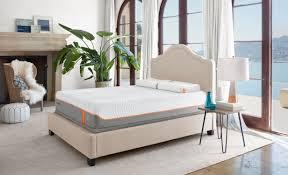 tempur pedic tempur contour elite breeze king mattress