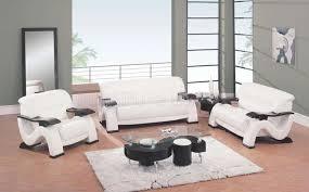 Fabulous Modern Leather Living Room Set Living Room Sofas Brown - Modern living room set