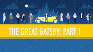 The Great Gatsby Images Like Pale Gold The Great Gatsby Part I Crash Course English