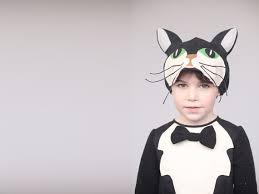 Kids Cat Halloween Costumes Halloween Boys Cat Costume Boys Cat Costume Kids Boys