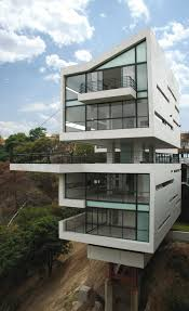 4 casas modern design of tower house 5 home building