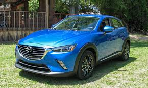 mazda cx3 2015 2016 mazda cx 3 first drive review autonxt