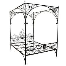 Wrought Iron Canopy Bed Queen Wrought Iron Vine Canopy Bed Canopy Beds Canopies And Vines