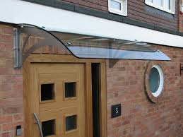 Glass Awnings For Doors Basics Woodworking Wood Door Canopy Plans Awning Over Haammss