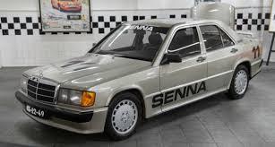1990 mercedes 190e 1990 mercedes 190 e 2 5 16 rüf driver market