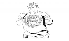 good john cena coloring pages 38 in gallery coloring ideas with