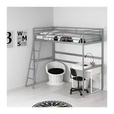 Bunk Beds And Desk Svärta Loft Bed Frame Ikea