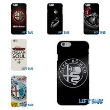 alfa romeo logo aliexpress com buy supercar alfa romeo logo silicon soft phone