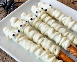 aupaircare celebrates halloween with kid friendly recipes