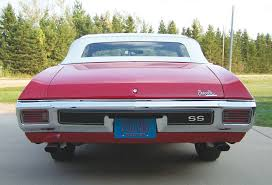 1970 chevelle tail lights car of the week 1970 chevelle ls 6 convertible old cars weekly