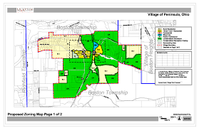 Dc Zoning Map Zoning Maps U2013 Village Of Peninsula