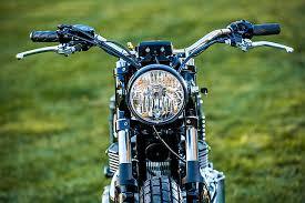 07 triumph thruxton tracker mule motorcycles pipeburn com