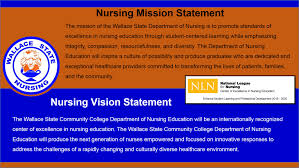 nursing wallace state community college
