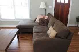 Cindy Crawford Denim Sofa Custom Cushions How To Clean Cost - Custom sofa houston