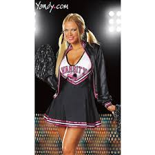 Womens Cheerleader Halloween Costume Varsity Cheerleader Costume Cheerleader Halloween