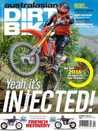 best 2 stroke motocross bike australasian dirt bike magazine september 2015 by alex m roman issuu