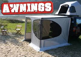 4 Wheel Drive Awnings Vehicle Awnings For Camping Protection From Sun And Rain Www