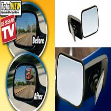 Blind Spot Side Mirror Car Total View Adjustable Rear Side Blind Spot Mirrors For Sale