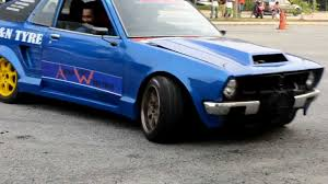 kereta bmw biru trend motorsport drift training 15 june 2012 youtube