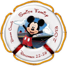2016 disney cruise ship family vacation mickey mouse personalized