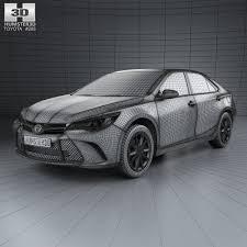 toyota camry model 2015 toyota camry xse 2015 3d model in sedan 3dexport