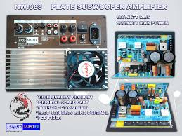 home theater subwoofer amp subwoofer plate amplifier audiobbm com let u0027s do it