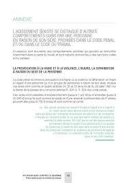 Annexe Iii Modèle D Arrêté Emportant Blâme Les Kit Pour Agir Contre Le Sexime