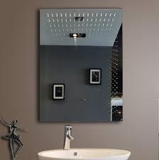 bathroom infinity mirror decorative bathroom mirror infinity mirror led buy infinity