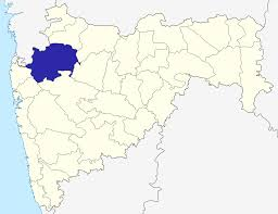 Blank Map Of Delhi by Nashik District Wikipedia