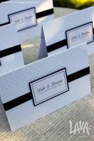 Pocket Wedding Invites Lava Stationery Eileen Black And White Pocket Wedding Invitation
