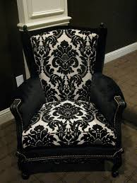 damask chair occasional chair pinteres