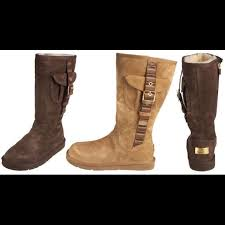ugg womens cargo boots 62 ugg shoes ugg australia retro cargo boots buckle side