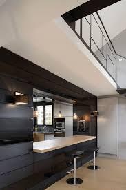 cuisine moderne ouverte sur salon cuisines semi ouvertes sur le salon ou la salle à manger cuisine