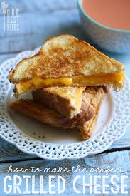 How To Make Grilled Cheese In A Toaster Oven How To Make The Perfect Grilled Cheese Our Best Bites