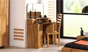 chambre à coucher en chêne massif coiffeuse en bois massif pour chambre a coucher en bois