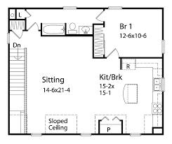 Garage Floor Plans With Living Space Bold Design 13 Floor Plans For Garage Apartments 17 Best Ideas