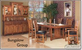 Transitional Style Furniture - transitional style portland oak furniture warehouseoak