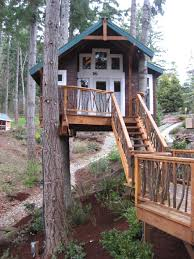 nice idea two story tree house plans 11 aia vermont 2007 design