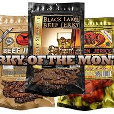 Food Of The Month Club Beef Jerky Of The Month Club Find Subscription Boxes