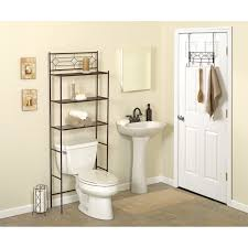 Space Saver Bathroom by Silverwood Products Leighton Bathroom Collection 3 Tier Spacesaver