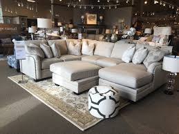 Ashley Furniture Armchair Luxora Sectional Ashley Furniture Keeping Room Pinterest