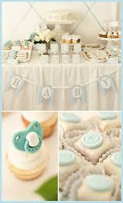 Baby Shower Table - fantastic boy baby shower dessert tables design dazzle