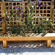 Wooden Trellis Panels Garden Fencing Surrey Challenge Fencing