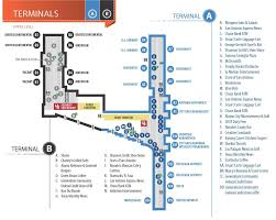 Washington Dc Airports Map by San Antonio Airport Map My Blog