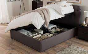 kaydian versace ottoman storage bed double grey only 844 99