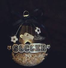 soccer ornaments to personalize 20 best soccer ornaments images on christmas ornaments