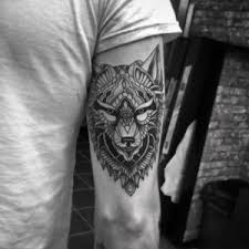 meaning and symbolism tribal wolf tribal wolf