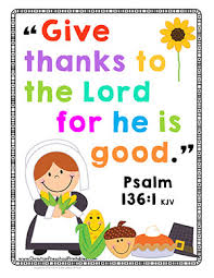 thanksgiving bible printables crafts