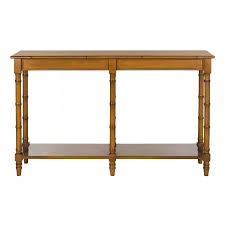 Safavieh Console Table Decor Market Safavieh Noam Coastal Bamboo Console Table New At