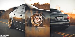 slammed cars iphone wallpaper gold status josh u0027s fitted audi a4 stancenation form